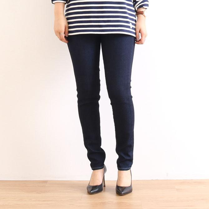 【今だけ10%OFF】ANTGAUGE アントゲージ Olivia BOYS SLIM FIT PANTS オリビア ボーイズスリムフィットパンツ C1711-33 ブルー(33)
