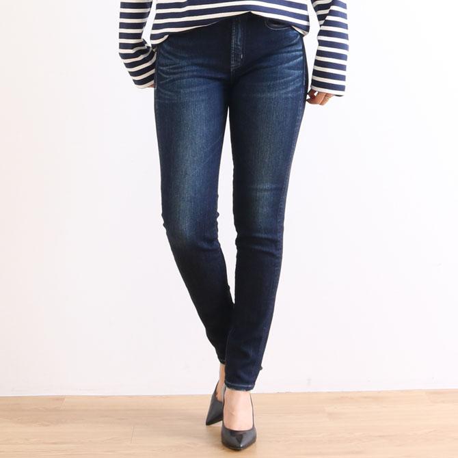 【今だけ10%OFF】ANTGAUGE アントゲージ Olivia BOYS SLIM FIT PANTS オリビア ボーイズスリムフィットパンツ C1711-35 ミッドブルー(35)