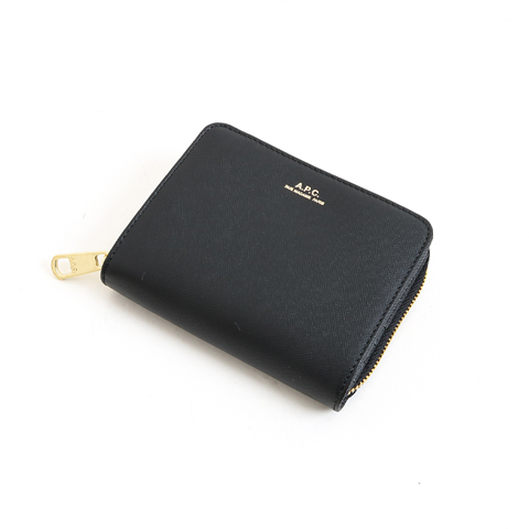 A.P.C. アーペーセー Emmanuelle Compact Wallet エマニュエルコンパクトウォレット 23022102280