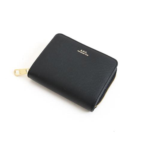 【今だけ10%OFF】A.P.C. アーペーセー Emmanuelle Compact Wallet エマニュエルコンパクトウォレット 23022102280