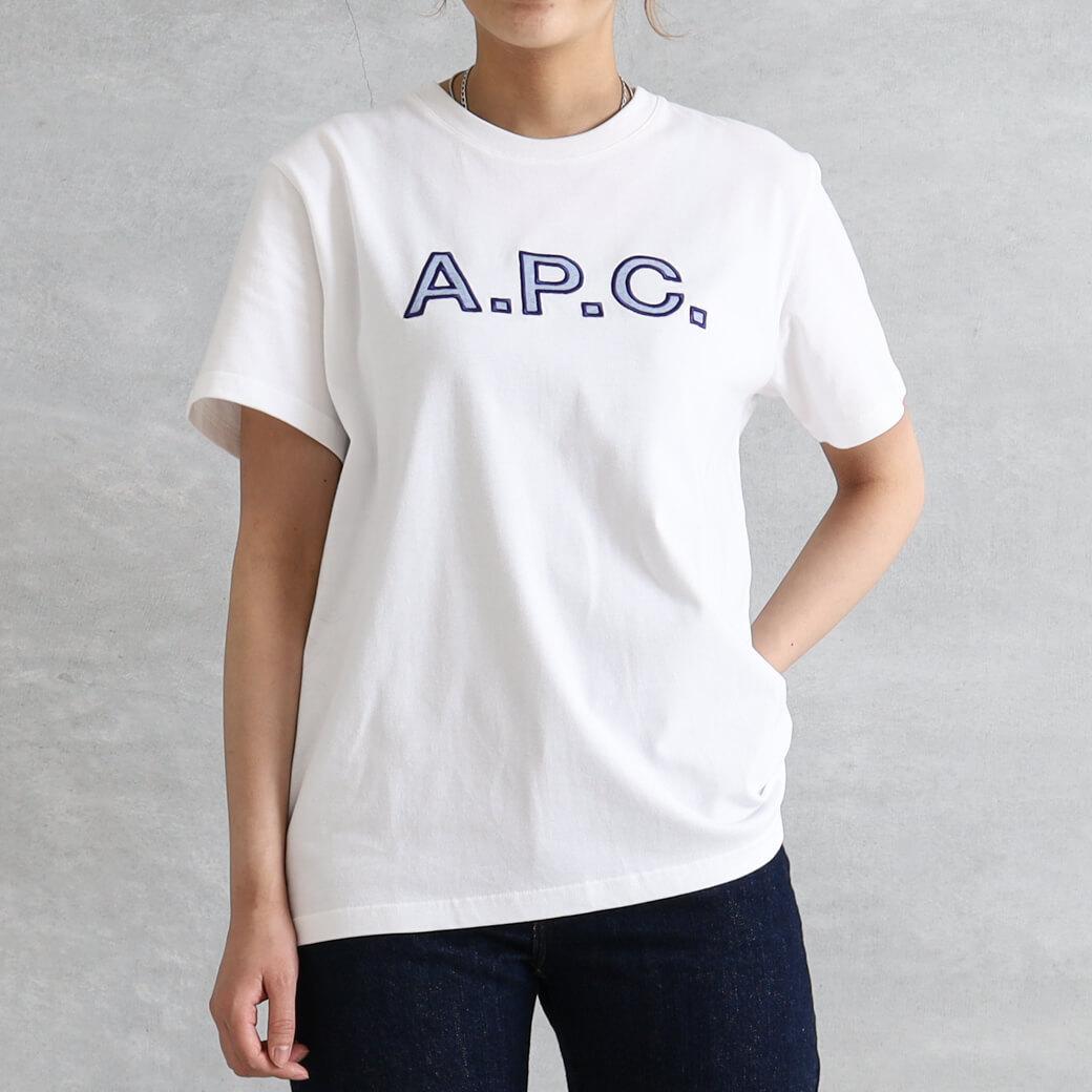 【今だけ10%OFF】A.P.C. アーペーセー Rita Tシャツ