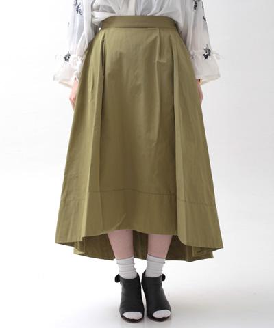 BORN FREE ORIGINAL TCブロードフィッシュテールスカート 27S03013079 3色展開