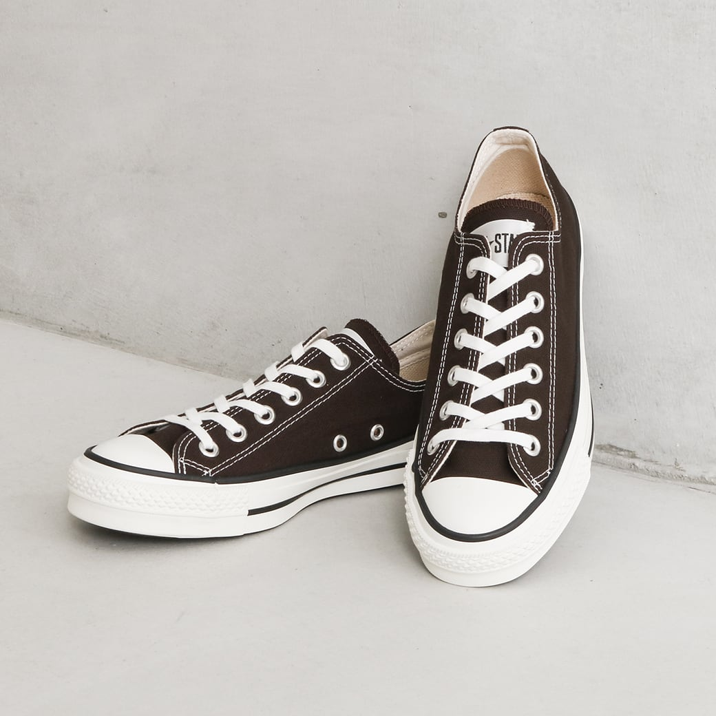 CONVERSE コンバース キャンバスオールスターローカット Made in Japan