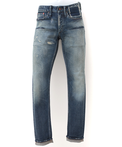 DENHAM JAPAN DENIM レイザー RAZOR MIJ225 MADE IN JAPAN #225 メンズ