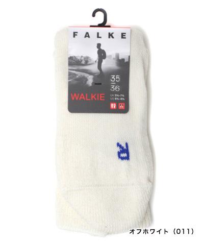 【今だけ10%OFF】レディース FALKE ファルケ WALKIE ソックス 16480