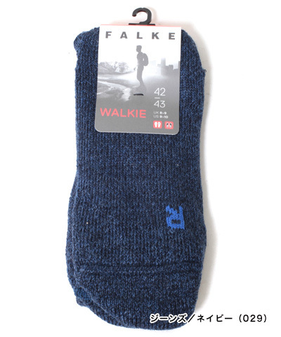 メンズ FALKE ファルケ WALKIE ソックス 16480