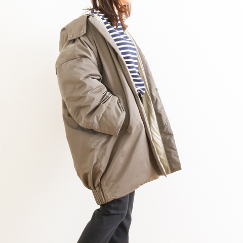 GYMPHLEX ジムフレックス 2WAY DOWN COAT J-1315MMG