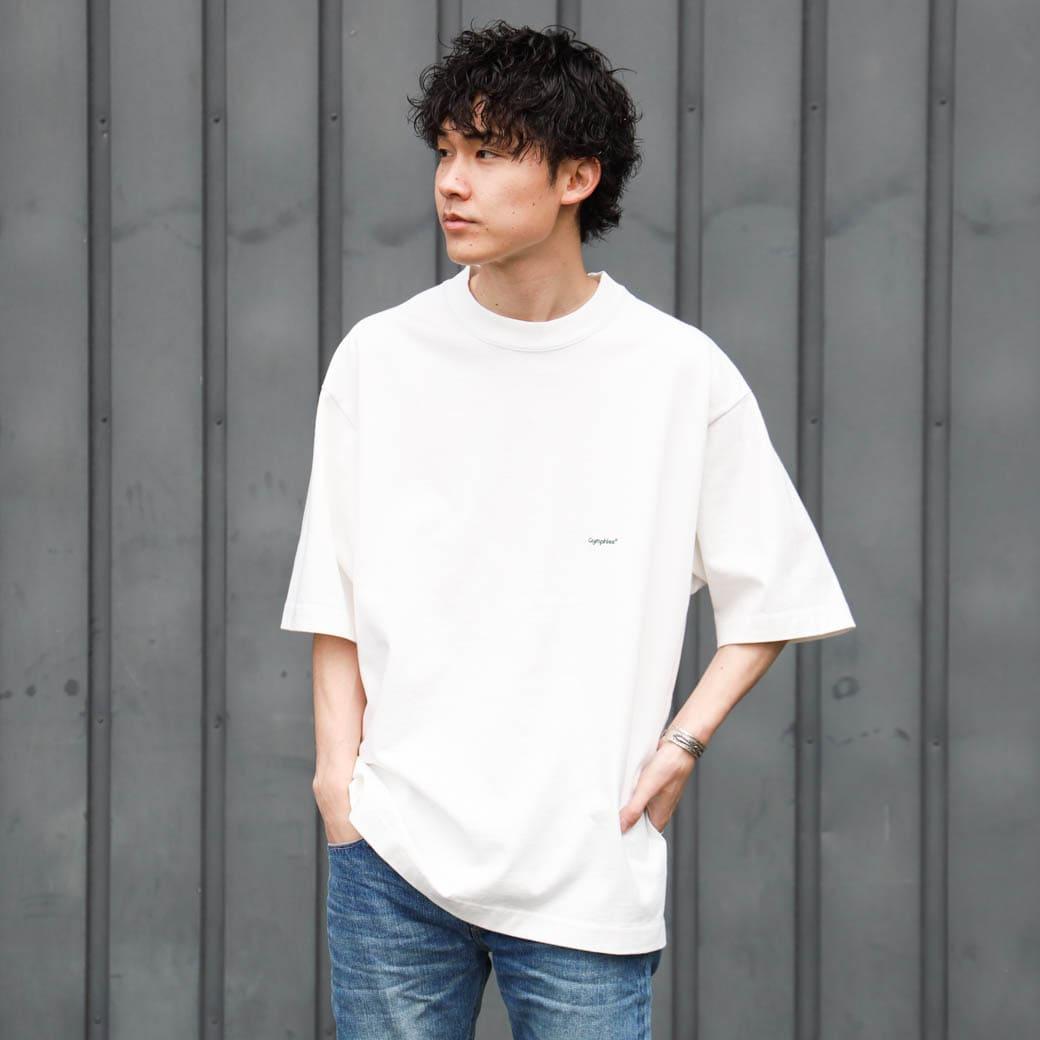 【予約商品】Gymphlex ジムフレックス ヘビーウェイト ジャージー 半袖Tシャツ