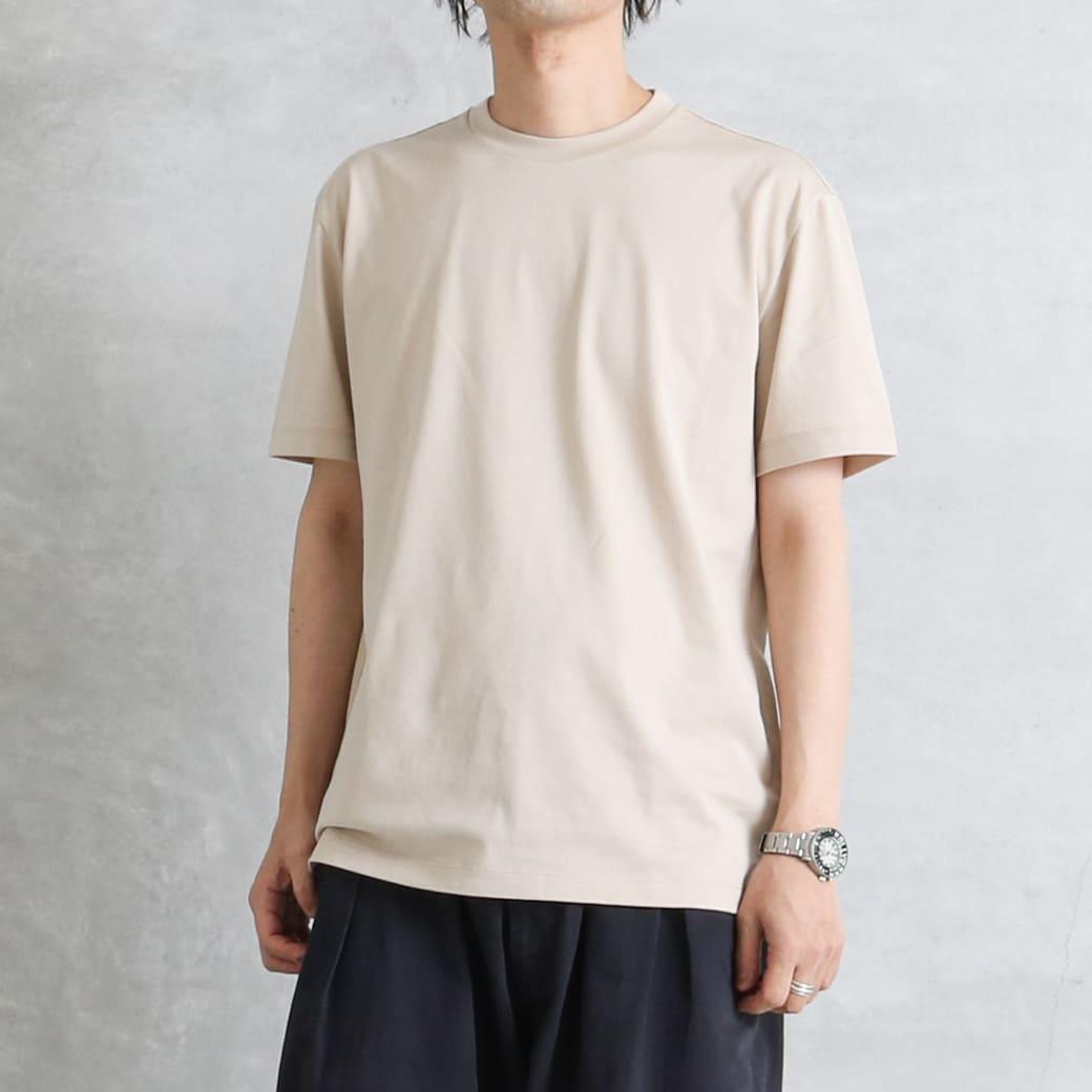 【今だけ10%OFF】handvaerk ハンドバーク クルーネック ショートスリーブ Tシャツ