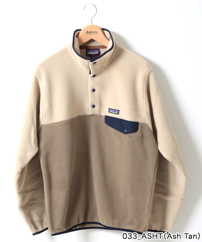 Patagonia(パタゴニア) Men's LW Synch Snap-T P/O 25580 3色展開