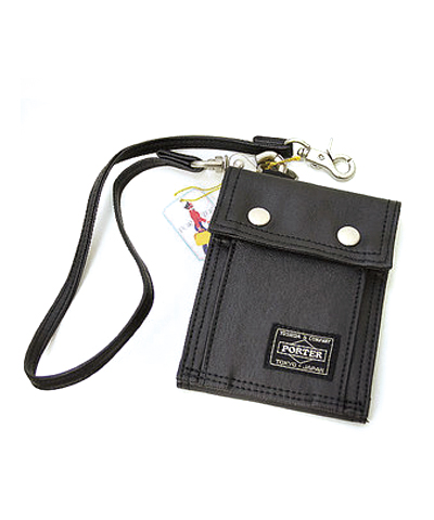 PORTER <br />FREE STYLE/フリースタイル 2つ折財布 ウォレットコード付き