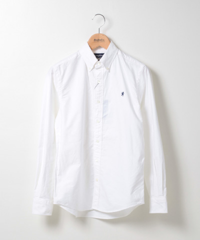 メンズ Gymphlex ジムフレックス オックスフォードBDシャツ J-0643YOX