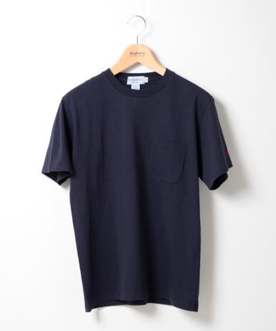 メンズ Gymphlex ジムフレックス ポケットTシャツ 半袖 J-1163GF