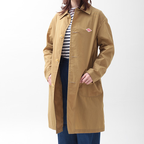 DANTON ダントン NYLON TAFFETA COAT JD-8642NTF