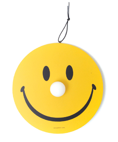 メンズ SECOND LAB.(セカンドラボ) SMILE WALL LIGHT スマイル 壁掛けライト SD1574