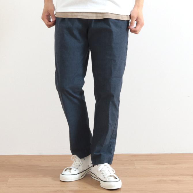 【今だけ10%OFF】メンズ Johnbull ジョンブル +PLUS COOL Function Easy Pants プラスクール ファンクションイージーパンツ 21150