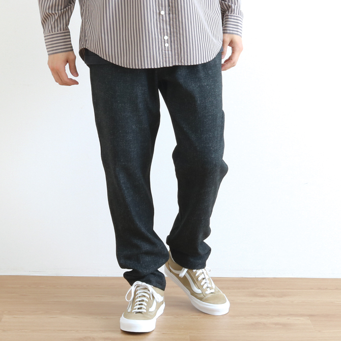 【今だけ10%OFF】Johnbull(ジョンブル) COOLMAX EASY PANTS クールマックスイージーパンツ 21298 メンズ