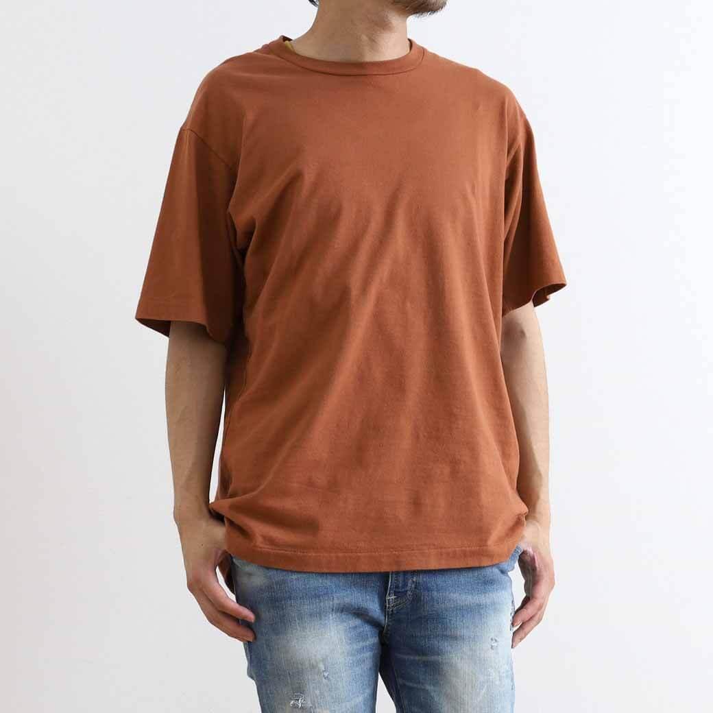 Johnbull ジョンブル トラビスクルーネックTシャツ