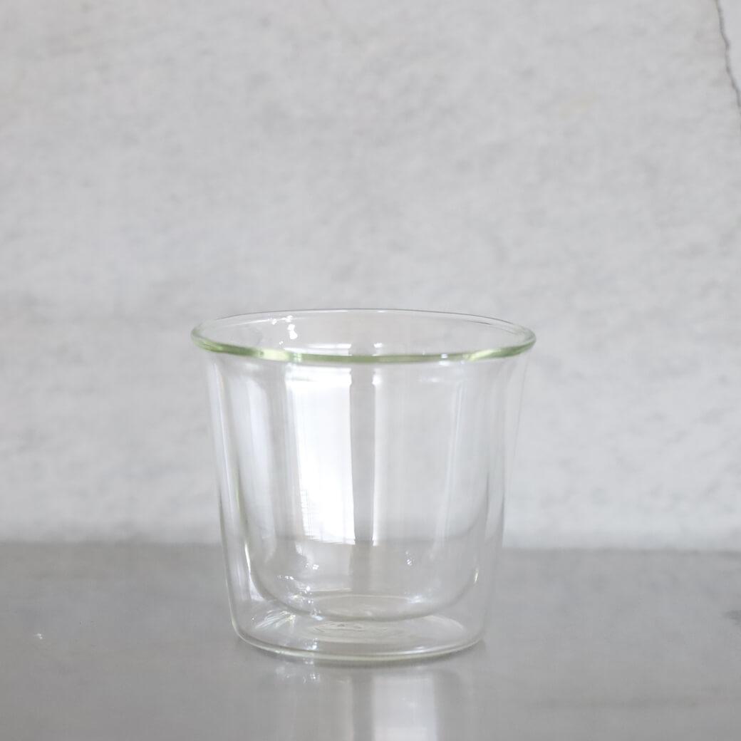KINTO キントー CAST ダブルウォール ロックグラス