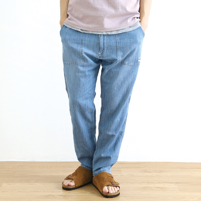Lee(リー) DUNGAREES BAKER EASY PANTS ダンガリーズ ベイカーイージーパンツ LM8462 メンズ パンツ