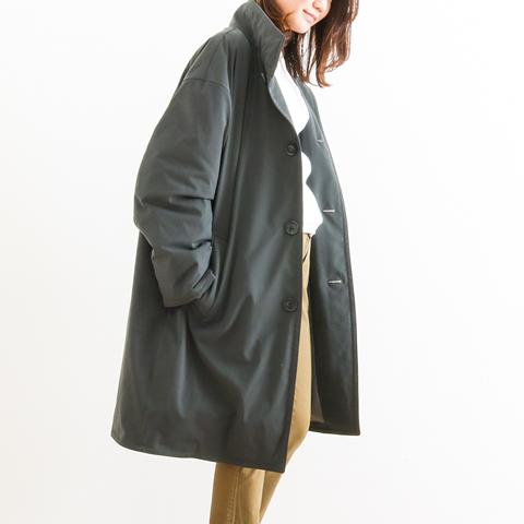 LE GLAZIK ル・グラジック DOWN LINING STAND COLLAR COAT ダウンライニング スタンドカラーコート JL-8981TSG