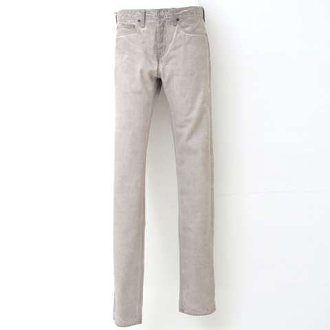 Levi's リーバイス Made&Crafted Tack Slim 05081-0095 グレー