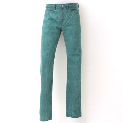 Levi's リーバイス Made&Crafted Tack Slim 05081-0096 Tack Worn Green Male/グリーン