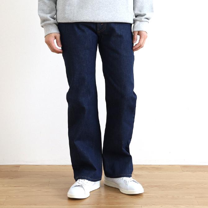 Levi's(リーバイス) VINTAGE CLOTHING 517 BOOT CUT JEANS RIGID RIGID 517 ブーツカットジーンズ メンズ デニム