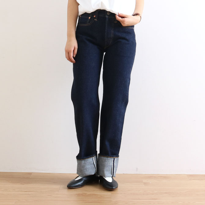 LEVI'S VINTAGE CLOTHING リーバイス・ヴィンテージ・クロージング 1960S 503BXX  NEW RINSE 86197-0001