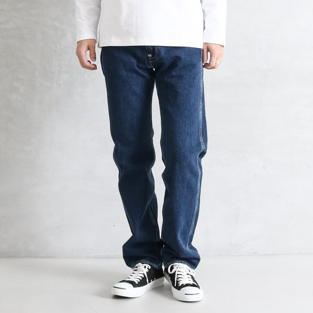 Levi's RED 505 ストレート ゴールデンインク