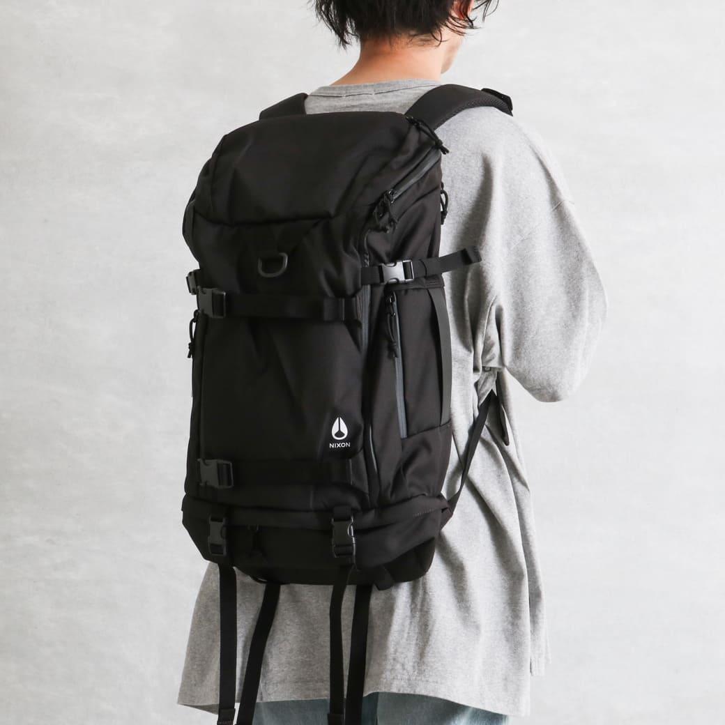 【今だけ10%OFF】NIXON ニクソン Hauler 35L Backpack ハウラー35Lバックパック