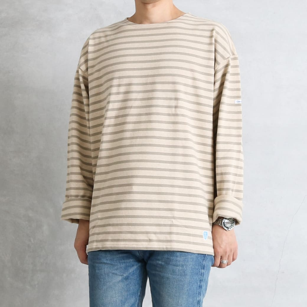 【今だけ10%OFF】ORCIVAL オーシバル コットンロードビッグTシャツ
