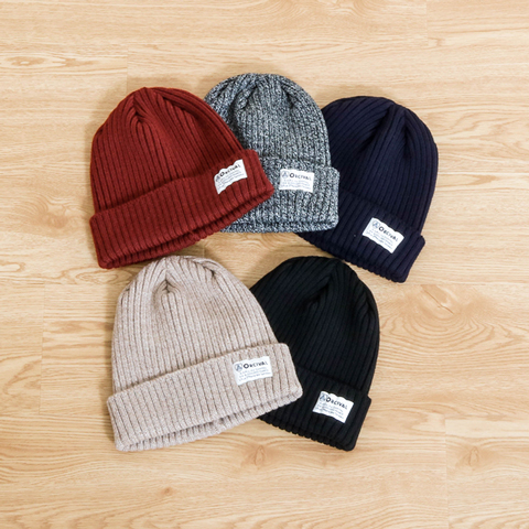 ORCIVAL オーシバル Wool Watch Cap RC-7109WEA