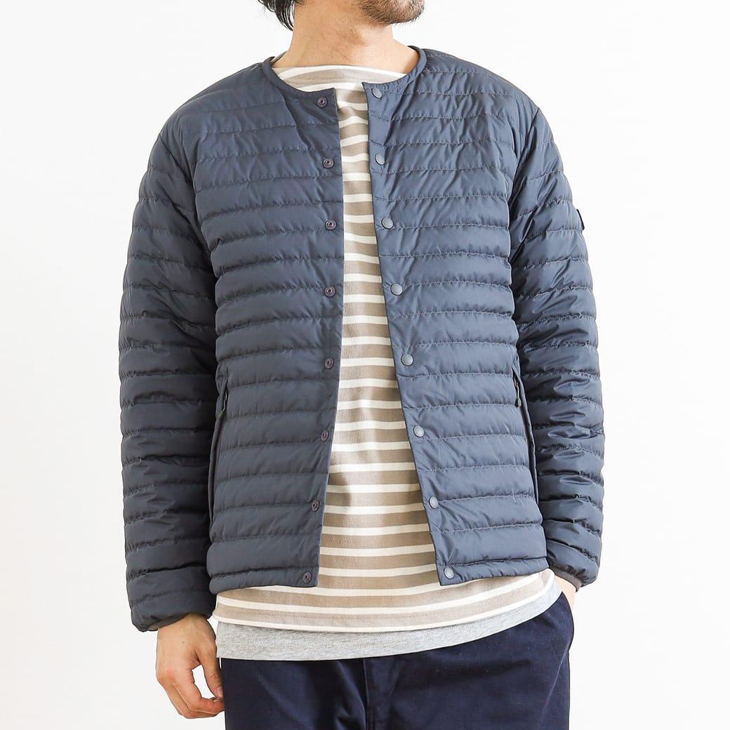 【今だけ10%OFF】ORCIVAL オーシバル インナーダウンジャケット