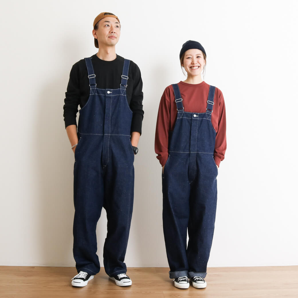 ORDINARY FITS オーディナリーフィッツ  DUKE OVERALL