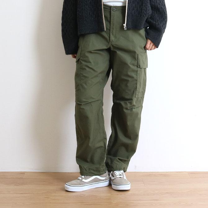 【今だけ10%OFF】ORDINARY FITS(オーディナリーフィッツ)CARGO PANTS  カーゴパンツ OF-P031 レディース