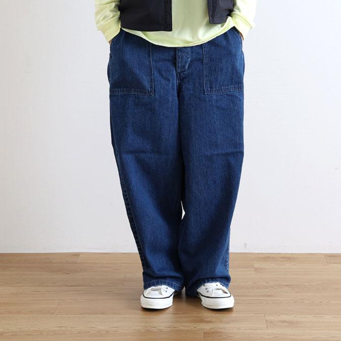 【今だけ10%OFF】ORDINARY FITS(オーディナリーフィッツ) JAMES PANTS USED ジェームスパンツ ユーズド  OF-P045OW メンズ