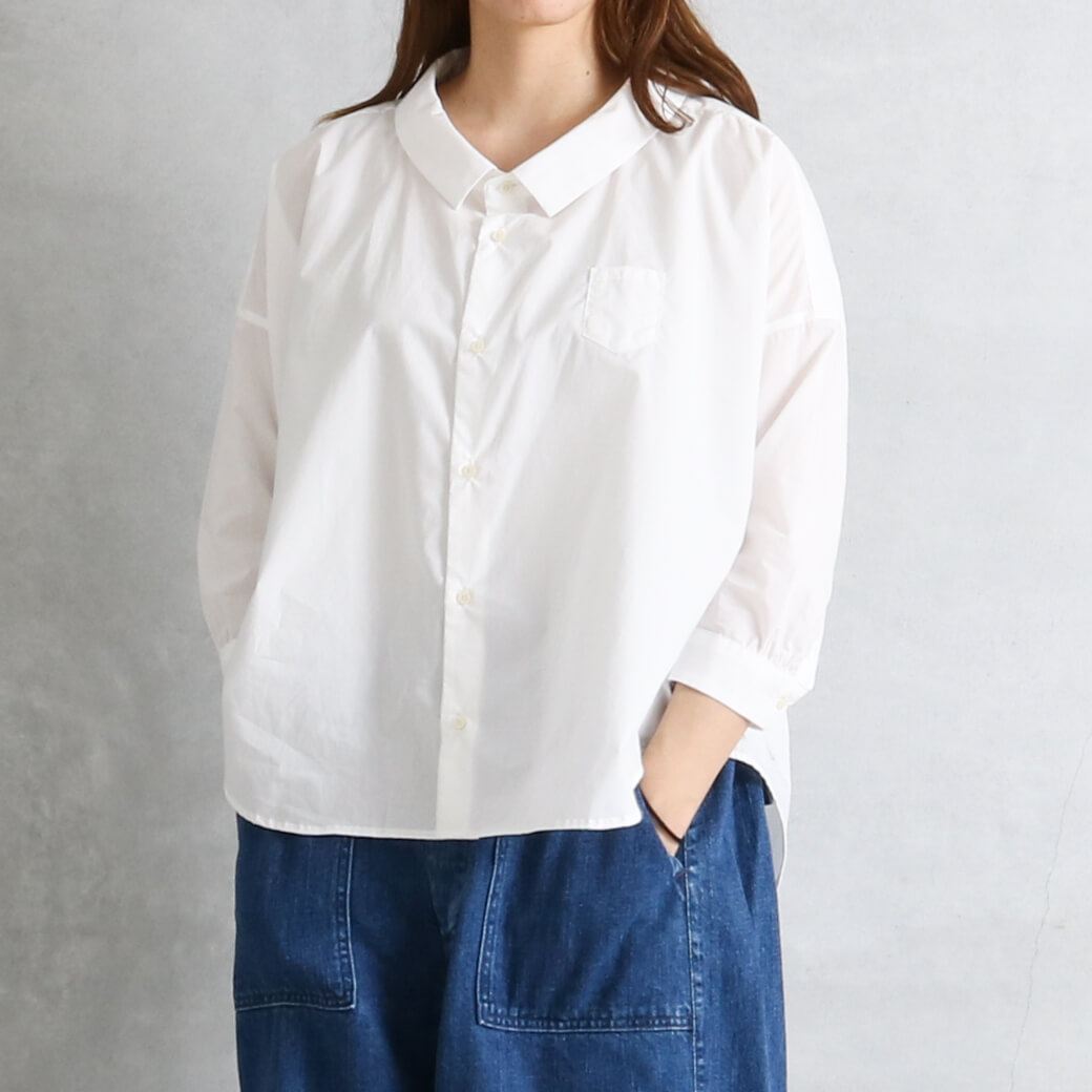 【今だけ10%OFF】ORDINARY FITS オーディナリーフィッツ バーバーシャツ