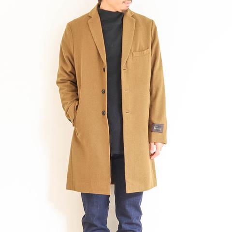 SLICK スリック Exclusive Nobilia Melton Chesterfield Coat 別注ノビリアメルトンチェスターコート 5165312-BF
