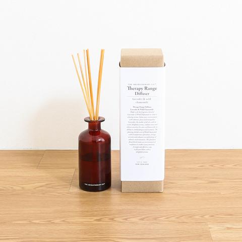 Therapy Range セラピーレンジ Medicine Bottle Diffusion Stick 5331151 Lavender, Mannuka&Wild Chamomile