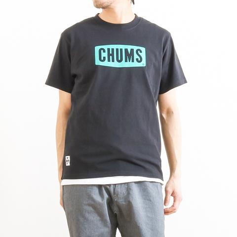 CHUMS チャムス CHUMS LOGO T-SHIRT チャムスロゴTシャツ CH01-1324