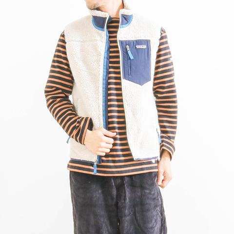 【今だけ10%OFF】patagonia パタゴニア Men's Classic Retro-X Vest 23048