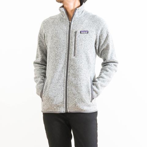 【今だけ10%OFF】patagonia パタゴニア Men's Better Sweater Jacket 25528