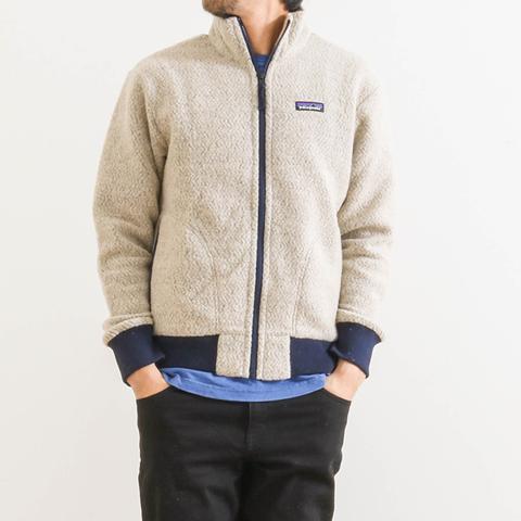 【今だけ10%OFF】patagonia パタゴニア Men's Woolyester Fleece Jacket メンズ・ウーリエステル・フリース・ジャケット 26935