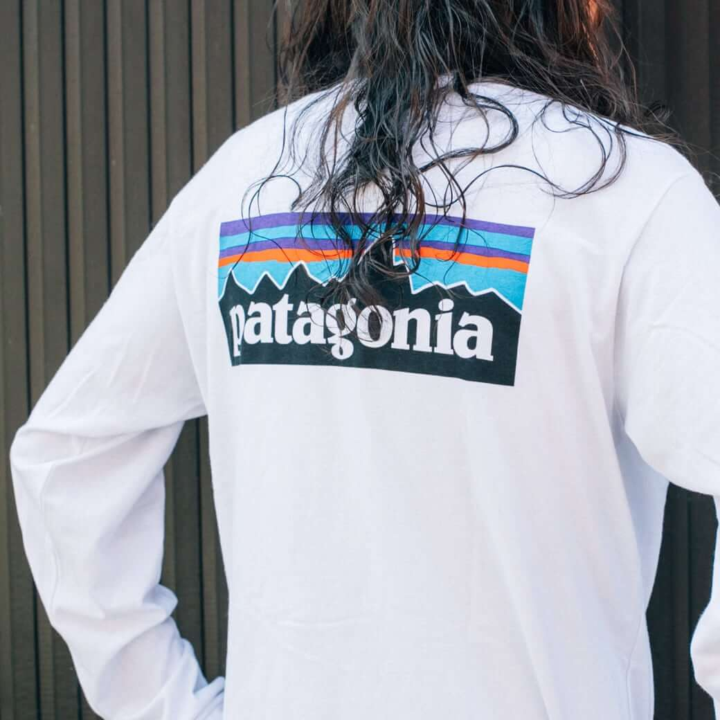 patagonia パタゴニア メンズ・ロングスリーブ・P-6ロゴ・レスポンシビリティー