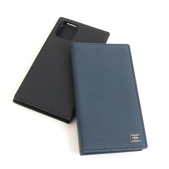 【今だけ10%OFF】ポーター PORTER カレント CURRENT iPhone 11 CASE アイフォン 11 ケース 052-02248 レザー 吉田カバン
