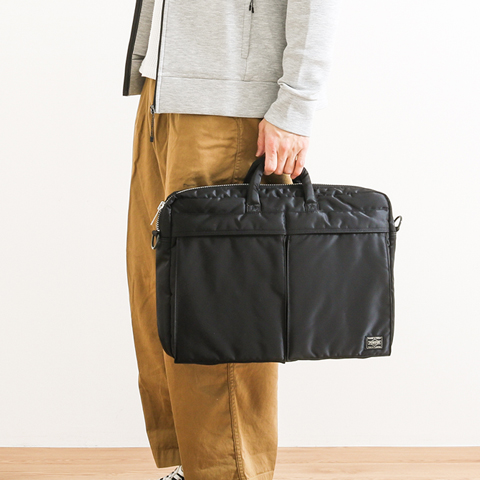 PORTER ポーター TANKER 2WAY BRIEFCASE タンカー 2WAY ブリーフケース 622-69311