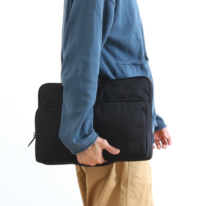 吉田かばん PORTER ポーター PORTER DILL ポーターディル PC CASE(L) 653-08878 ユニセックス バッグ