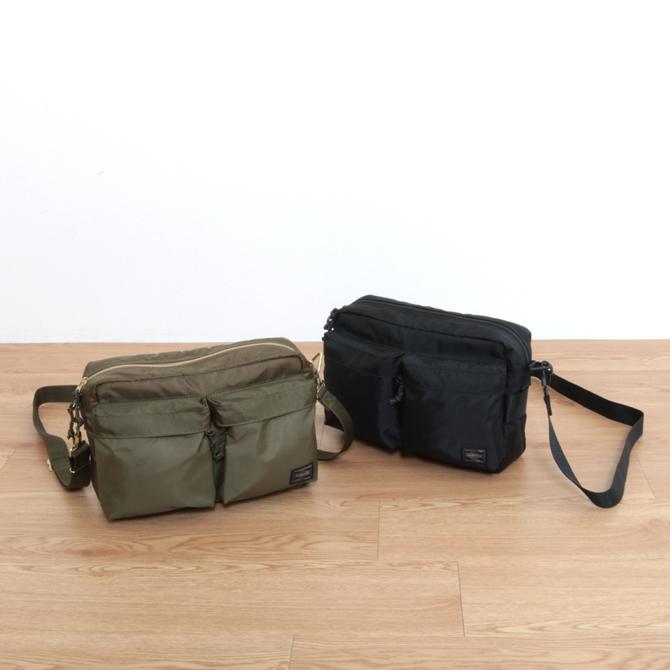 PORTER ポーター 吉田カバン PORTER FORCE フォース SHOULDER BAG(S) 855-05457 ユニセックス 送料無料