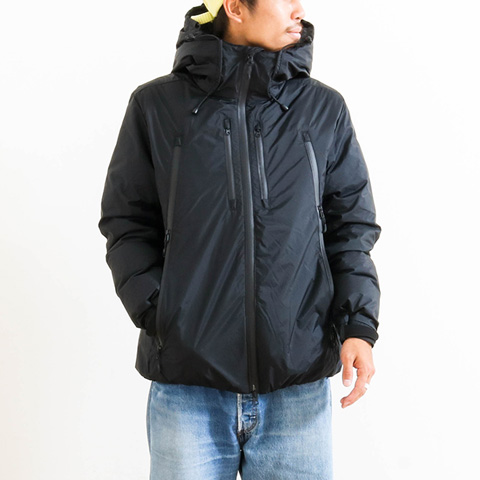 SHIGA DOWN 滋賀ダウン NANGA New City Light Parka 888NG001 メンズ